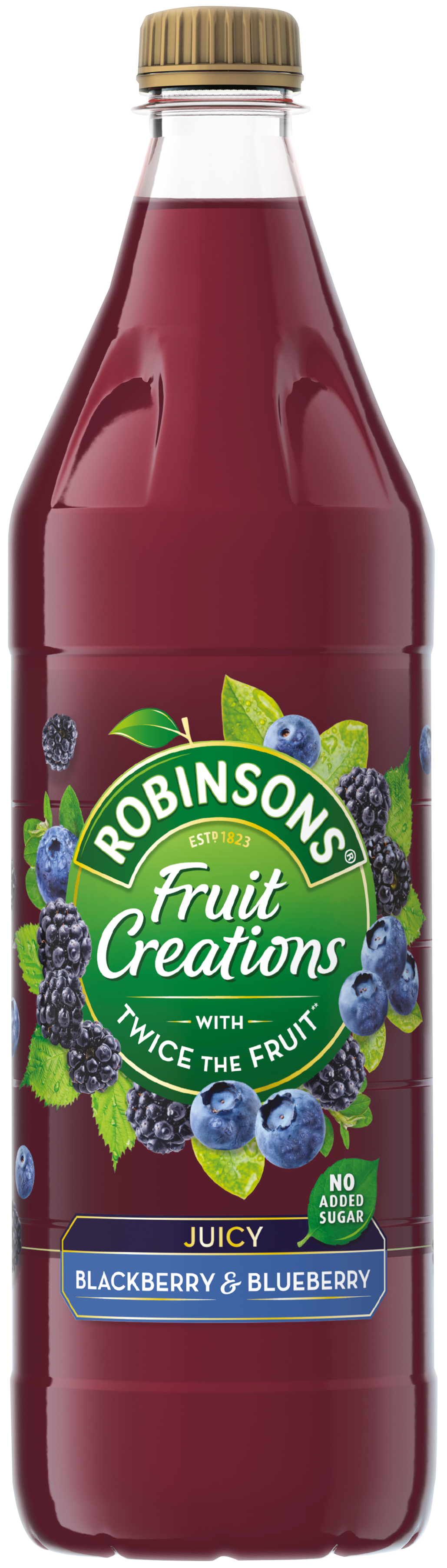 Bottle - fruit creations